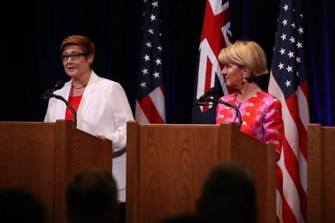 Menhan Australia jadi Menlu Gantikan Julie Bishop