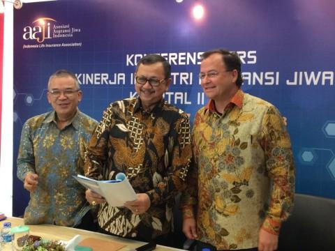 Pendapatan Premi Asuransi Jiwa Capai Rp93,58 Triliun di Kuartal II-2018