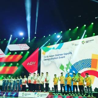 Melihat Perjuangan Tim AoV Indonesia di Asian Games 2018