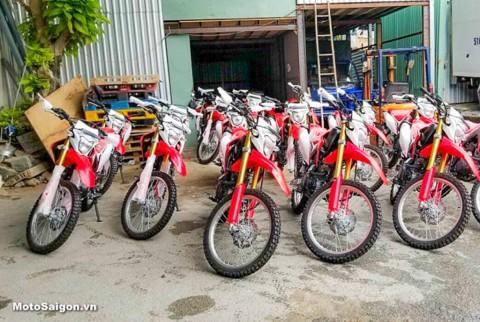 Di Vietnam, Harga Honda CRF150L Nyaris Rp50 Juta