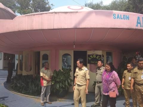 Kawasan Sekitar Stasiun Bogor Akan Disulap Jadi RTH