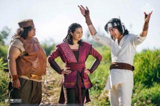 Digarap 1,5 Tahun, Film Wiro Sableng Libatkan Nyaris Seribu Orang