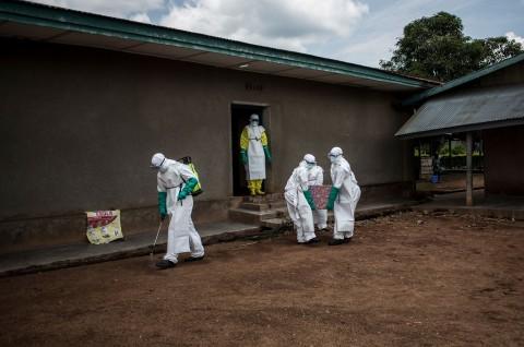 Korban Tewas Ebola di DR Kongo Jadi 75 Orang