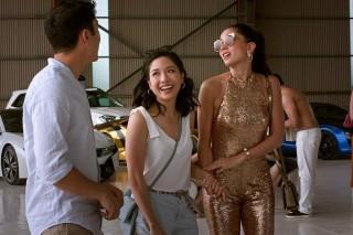 Crazy Rich Asians Unggul di AS, Ant-Man and The Wasp Unggul di Tiongkok