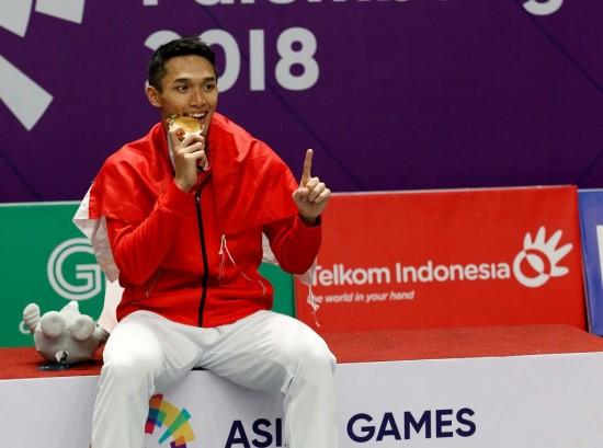 Kejutan Jojo dan Berkah Bulu Tangkis Indonesia