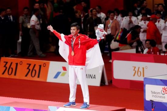 Asian Games 2018, Kemilau Emas Indonesia