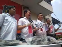 Polda Jatim Tangkap Komplotan Perampok Nasabah Bank