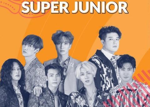 Super Junior dan iKon Ikut Tampil dalam Penutupan Asian Games 2018
