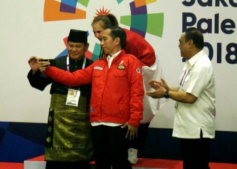 Hanifan Mengaku Spontan 'Menyatukan' Jokowi dan Prabowo