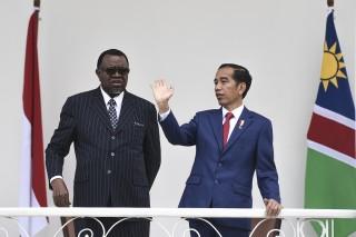 Jokowi Minta BUMN Bangun Perumahan Rakyat di Namibia