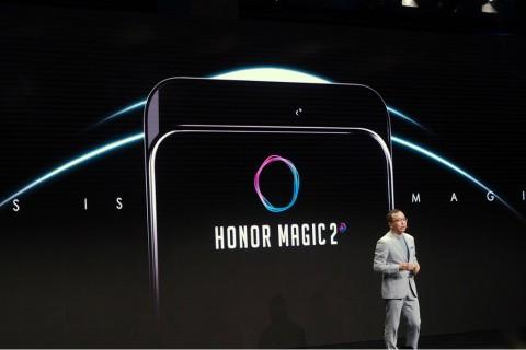 Honor Magic 2 Bawa Lagi Desain Geser