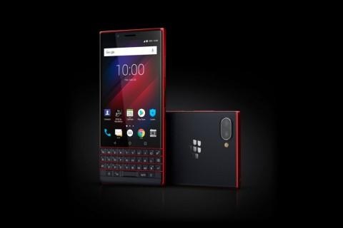 Beredar, Video Produk Baru BlackBerry KEY2 LE