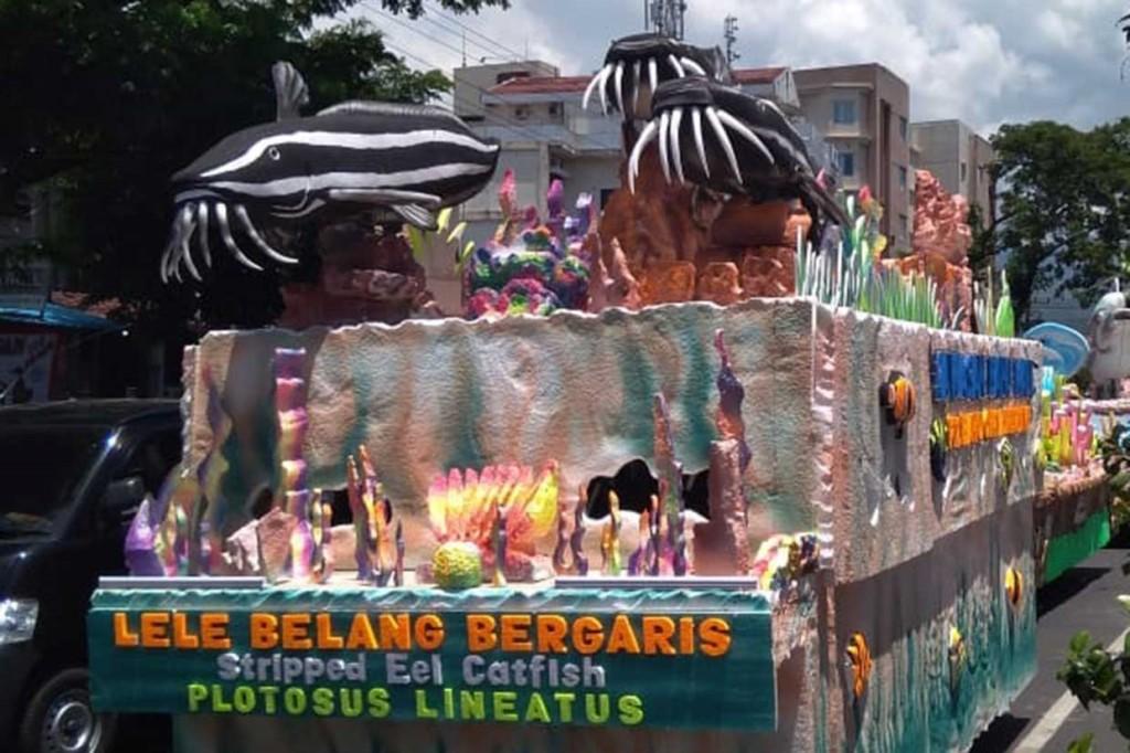 Karnaval Fisco Manado Fiesta 2018 Digelar