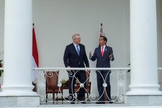 Indonesia-Australia Sepakat Perkuat Keamanan Siber