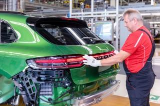 Porsche New Macan Diproduksi, Unit Pertama buat Tiongkok