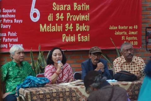 Memahami Batin Indonesia Lewat Puisi Esai