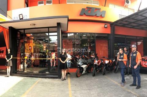 KTM Perkuat Basis di Jakarta Selatan