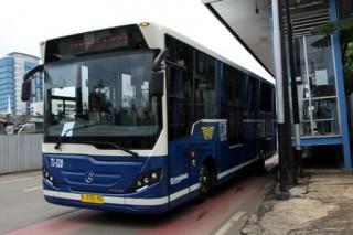 50 TransJakarta Gratis Dioperasikan pada Penutupan Asian Games