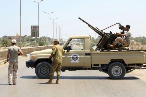 Libya Umumkan Keadaan Darurat di Ibu Kota Tripoli