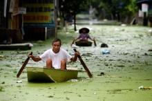 Banjir dan Longsor di Vietnam Tewaskan 13 Orang