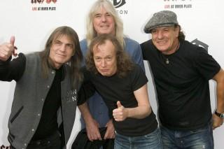 Album Baru AC/DC Melibatkan Materi dari Almarhum Personelnya