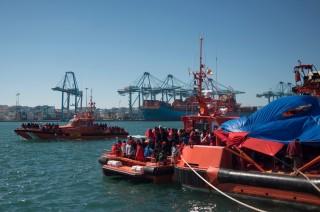 600 Imigran Diselamatkan dalam Satu Hari di Spanyol