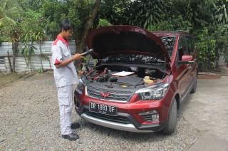 Wuling 'Jemput Bola' untuk Korban Gemba Bumi Lombok
