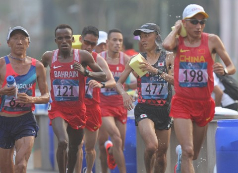 Jepang Bisa Pelajari Cara Indonesia Mengantisipasi Suhu Panas saat Asian Games