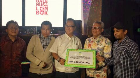 Konser Peduli Lombok Kumpulkan Donasi Rp3,1 Miliar