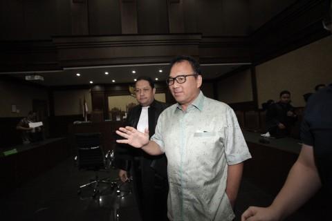 Basuki Hariman Mengajukan PK