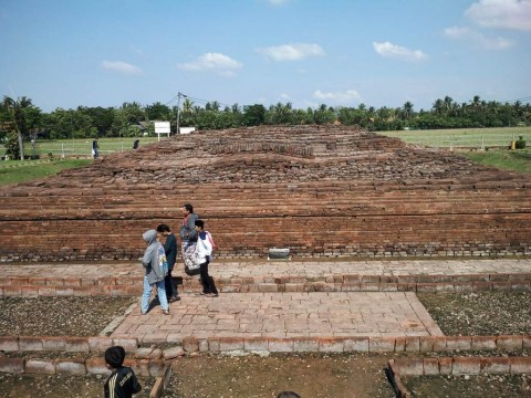Candi Batujaya Karawang Diusulkan jadi Cagar Budaya Nasional