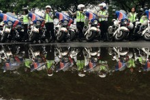 Polantas Penyerobot GTO Senayan Diburu Kapolda