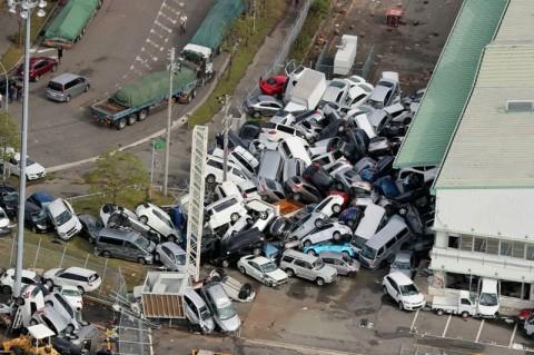 Dihantam Topan Jebi, Sejumlah Rumah WNI di Jepang Rusak