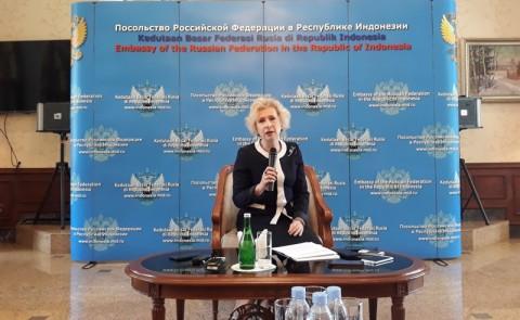 Indonesia-Rusia Bahas Perjanjian Kemudahan Visa Bagi WNI