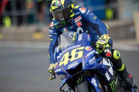 Rossi akan Mengerahkan Segalanya Demi Podium di San Marino