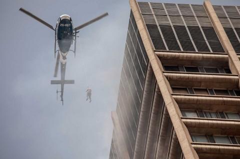 Kebakaran di Johannesburg Tewaskan 3 Petugas Pemadam
