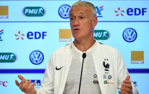 Deschamps Kesal tak Ada Pemain Prancis Masuk Nominasi The Best FIFA 2018