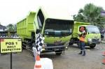 Mesin Hino Siap 'Minum' Bahan Bakar Biodiesel