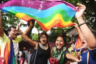 Mahkamah Agung India Legalkan Hubungan Sesama Jenis