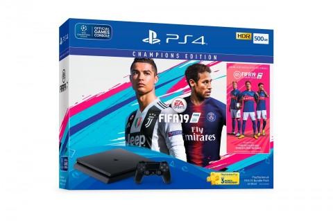 Sony Siapkan Bundling PS4 Eksklusif FIFA 19