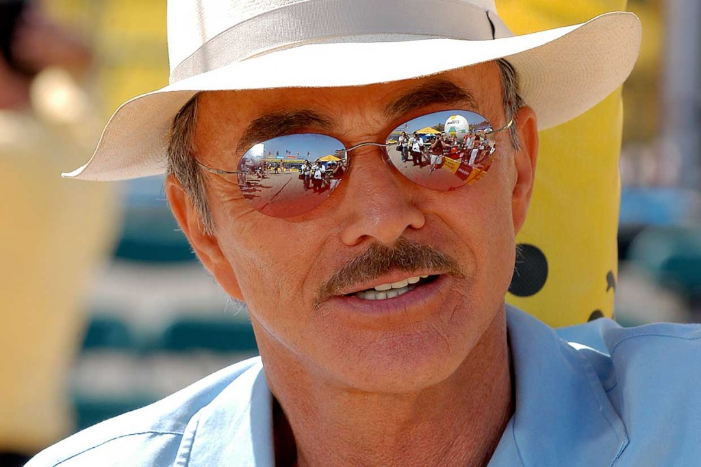 Aktor Burt Reynolds Meninggal Dunia