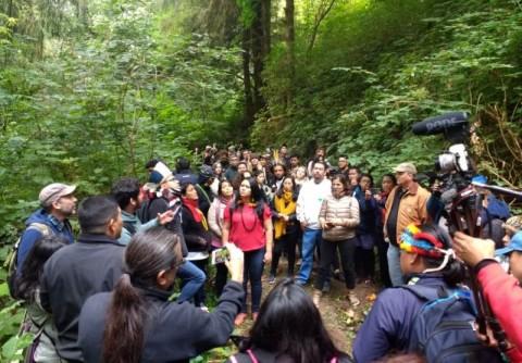 Menilik Cara Kelola Hutan Adat Yurok di California