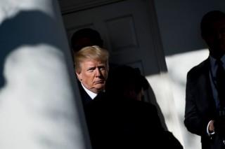 Pejabat Anomin Kritik Pemerintah, Trump Tuduh Ada Pengkhianatan
