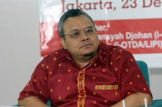 Korupsi Politik Mendominasi Kasus Korupsi di Daerah