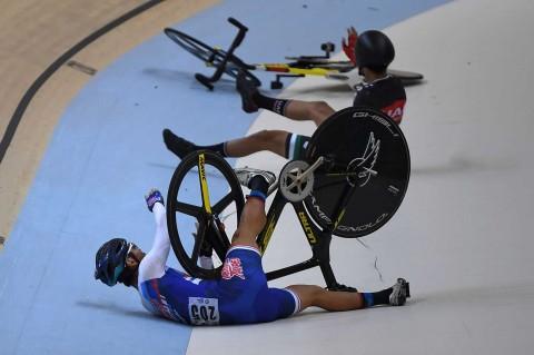 Momen tak Terlupakan Balap Sepeda Asian Games