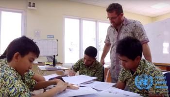 Siswa-siswi Sekolah Perkumpulan Mandiri Mendulang Prestasi
