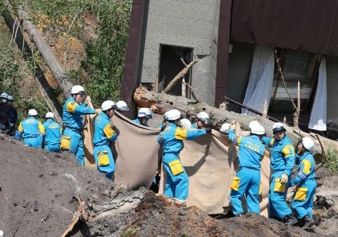 WNI di Hokkaido Mengungsi Akibat Gempa