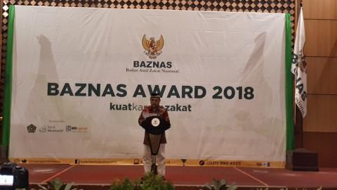 Baznas Gelar Malam Anugerah Perzakatan