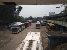Terminal Baranangsiang Bogor Direvitalisasi 2019