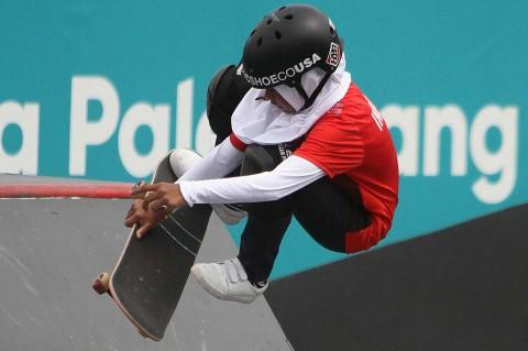 Momen Atlet Termuda dan Tertua Raih Medali Asian Games